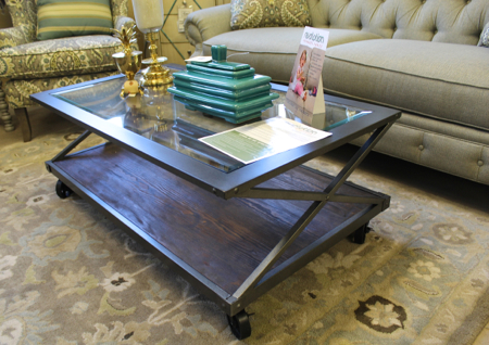 Cocktail table by Liberty Furniture