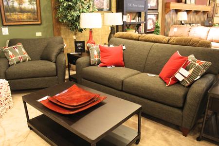 Dolce sofa from La-Z-Boy