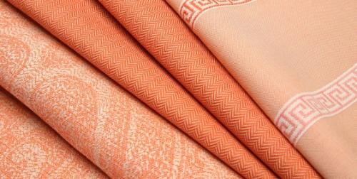Sunbrella Essentials fabrics (photo courtesy of Pindler)