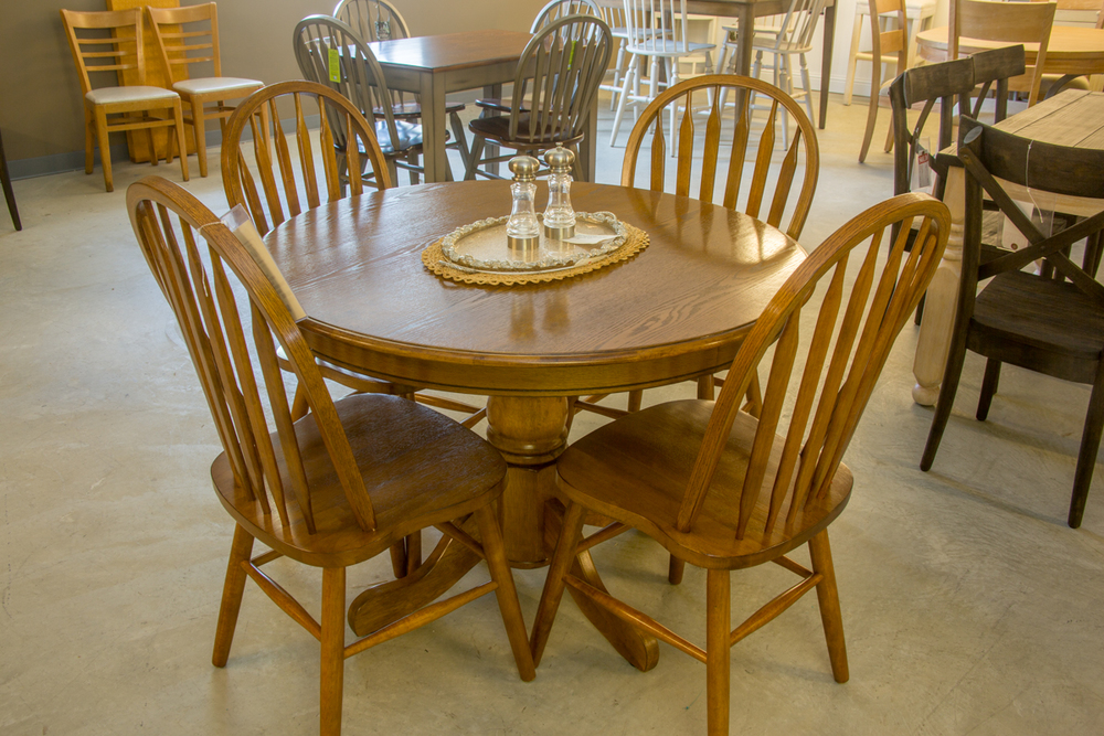 Liberty Table with 4 Chairs