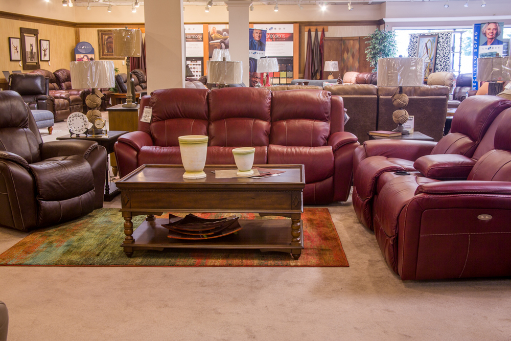 "LAZBOY ""Barrett"" Living Room Suite."