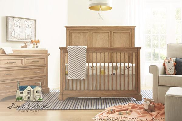 Stone & Leigh children's furniture, Chelsea Square collection (photo courtesy of Stanley Furniture Company)