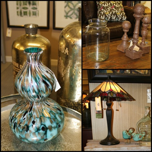 A few of the home accessories recently at Knox and Panoply