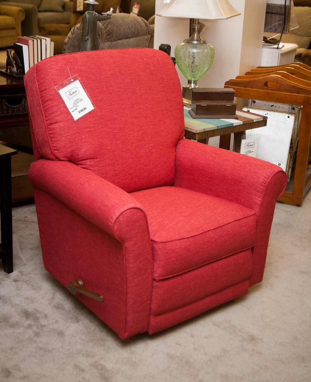 """Addison"" Rocker Recliner"