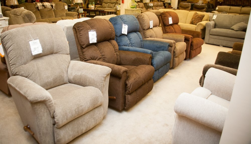 "Full Line of ""Pinnacle"" Rocking Recliners"