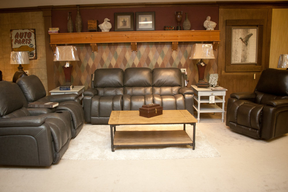 """Greyson"" Living Room Suite"
