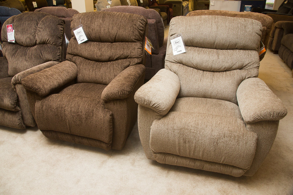 """Joshua"" Lazboy Chairs"