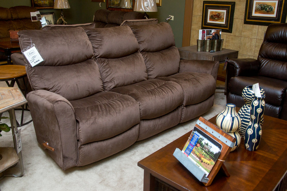 """Rowan"" reclining sofa from Lazboy"