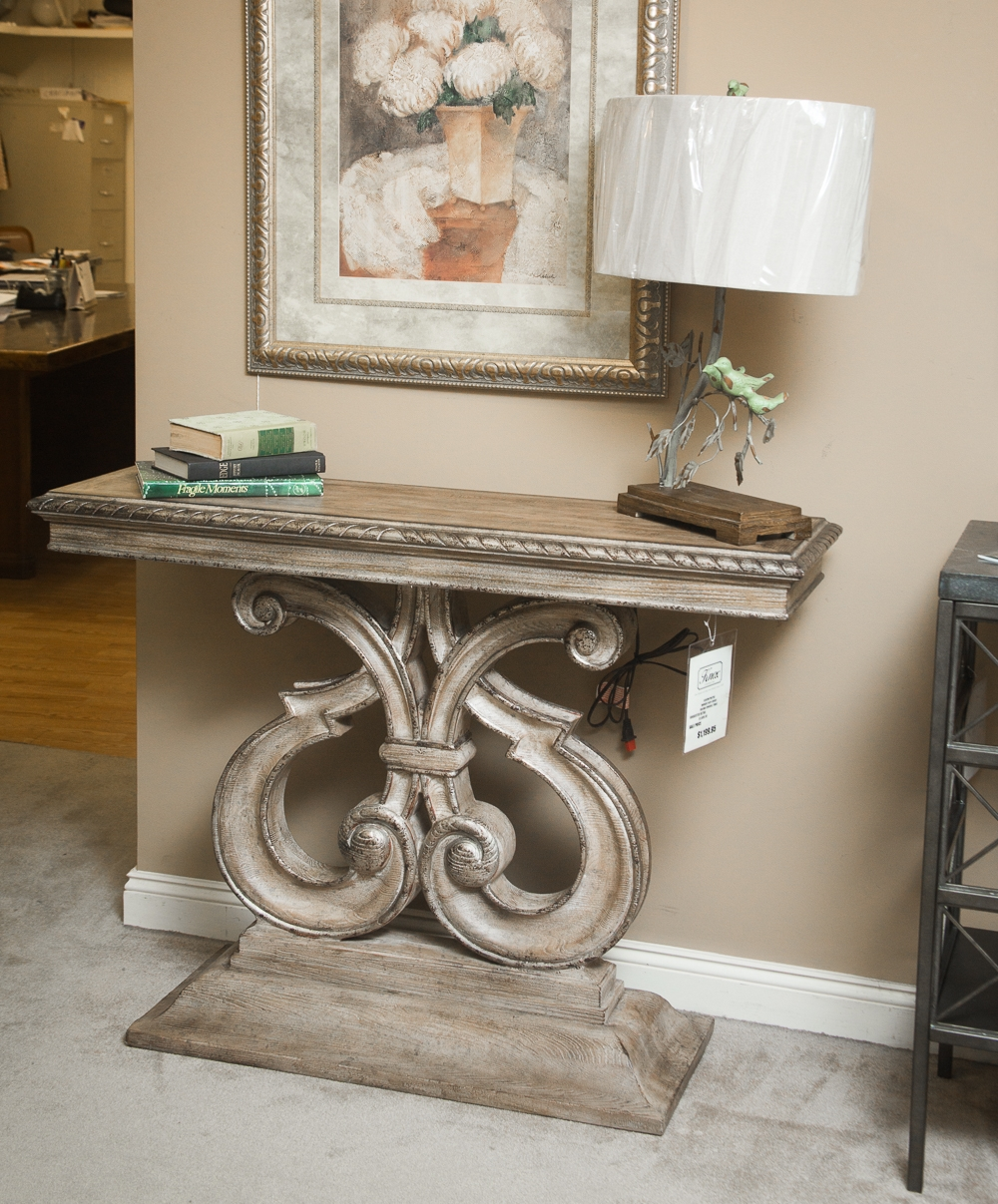 Hooker Sofa Table