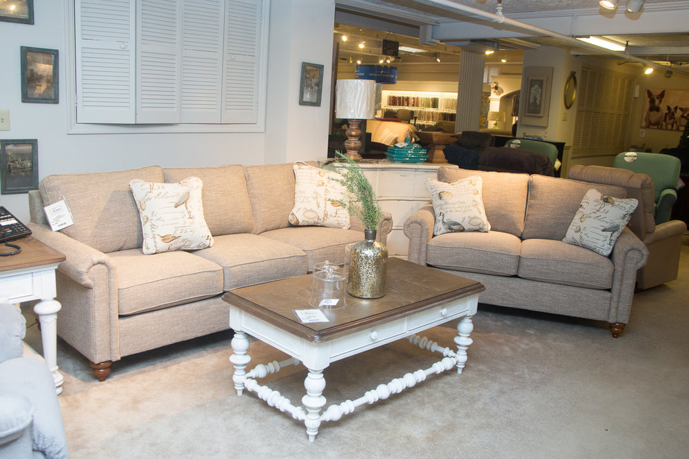 Lazboy Leighton Stationary Living Room Suite