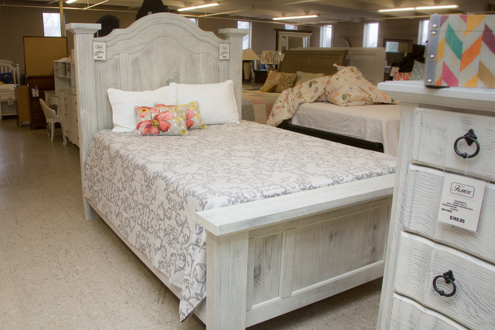 Liberty Bedroom Suite Bed