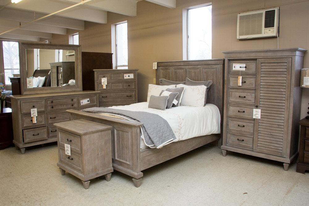 Magnussen Bedroom Suite