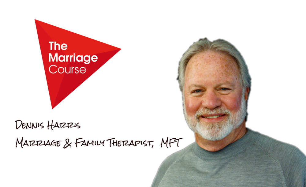 The Marriage Course Chula Vista is excited to have Dennis Harris MFT as one of our featured presenters. Dennis is a Chula Vista resident and has been married to the same sweetheart for over forty years with two married children, four grandchildren and two dogs. He maintains a private practice in Chula Vista, California and has years of experience working with all kinds of couples and families to strengthen and enhance their relationships.
