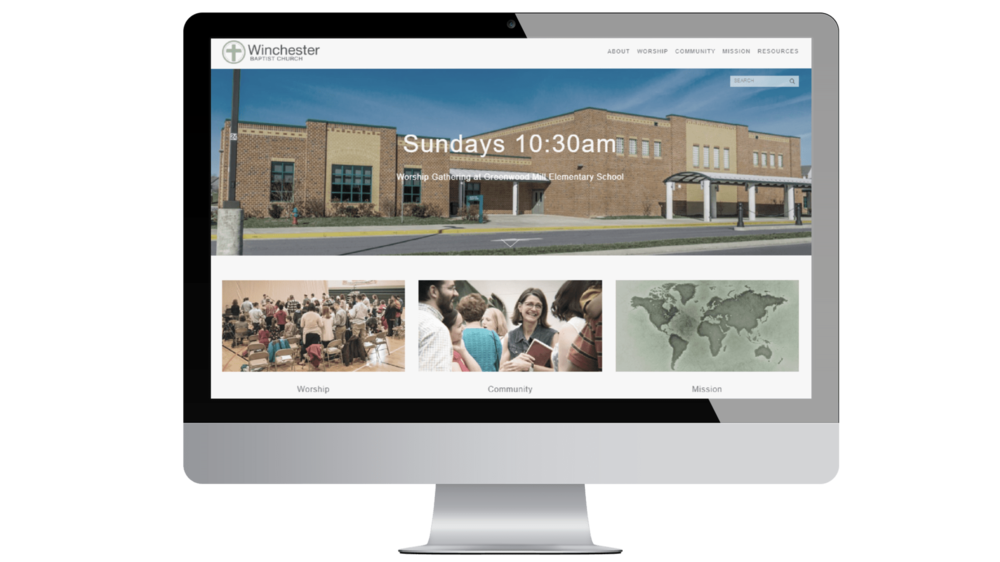 non-profit-web-design