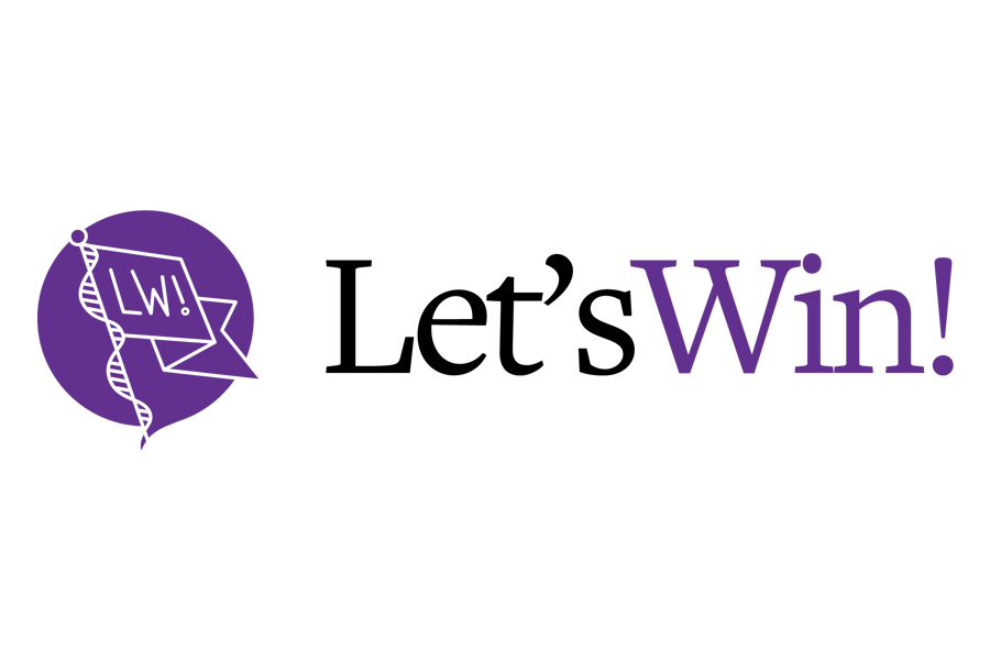 Let's Win Logo