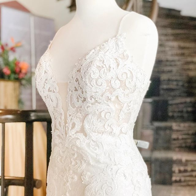 The wedding gowns are always a crowd pleaser!  @blushingwillowbridal