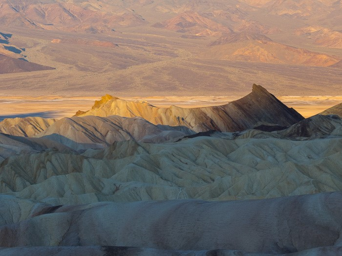 Margaret Peterson - Visionary Death Valley - Feb 2016