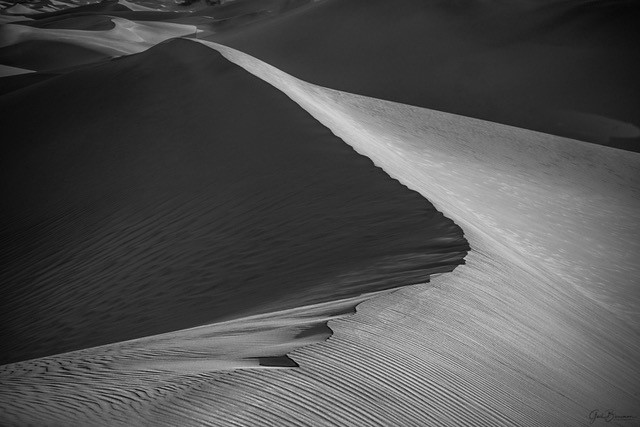 Gail Berreman - Visionary Death Valley: Nov 2017