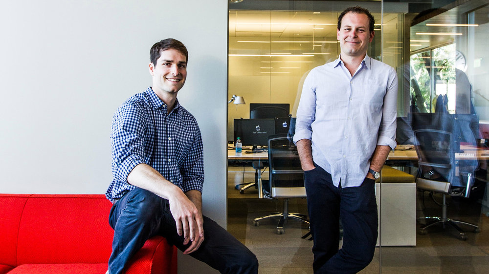Ravel Law Founders Daniel Lewis & Nik Reed - Acquired by LexisNexis in 2017