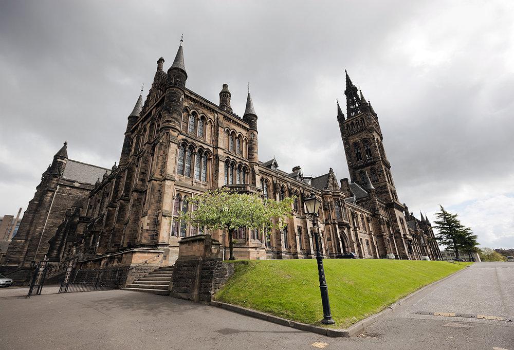 Glasgow University, EST 1451