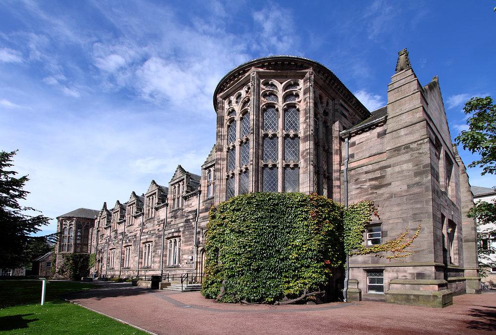 Aberdeen University, EST 1495
