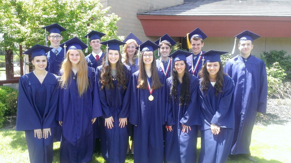 american christian academy graduation