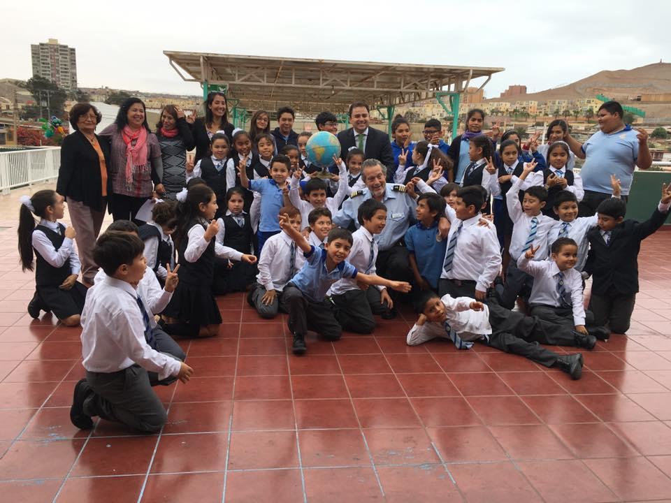 Escuela D4 Republica de Israel