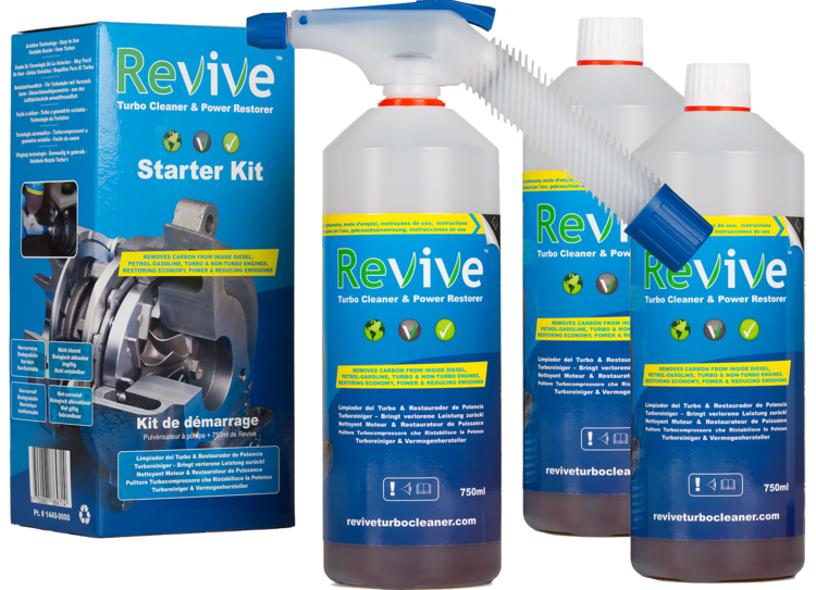 Big T3 Revive Cleaner Kit