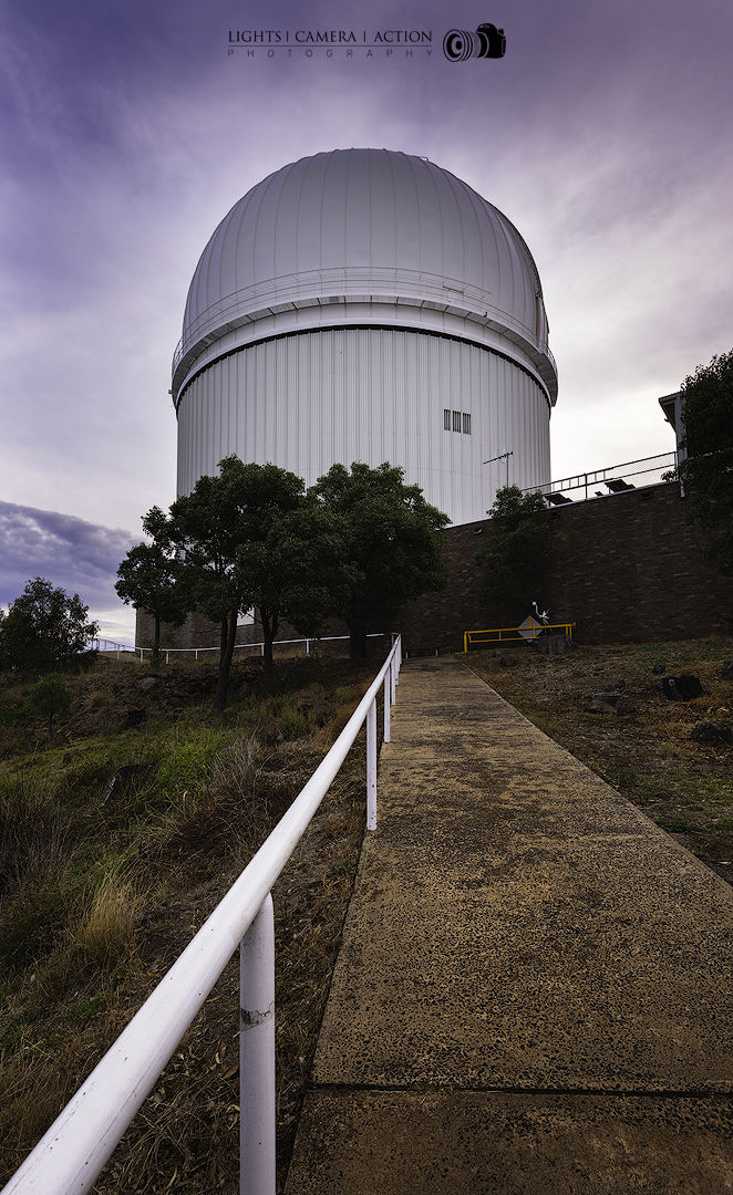 Anglo Australian Telescope dome, Siding Spring