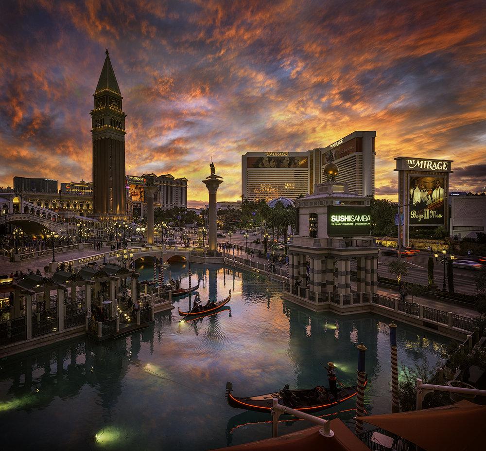 Vegas - The Venetian Sunset new copy.jpg