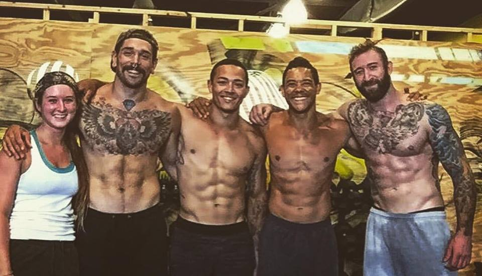 CoMotion Fitness Coaches - Eileen, Luke, Axel, Kellen, and Nate