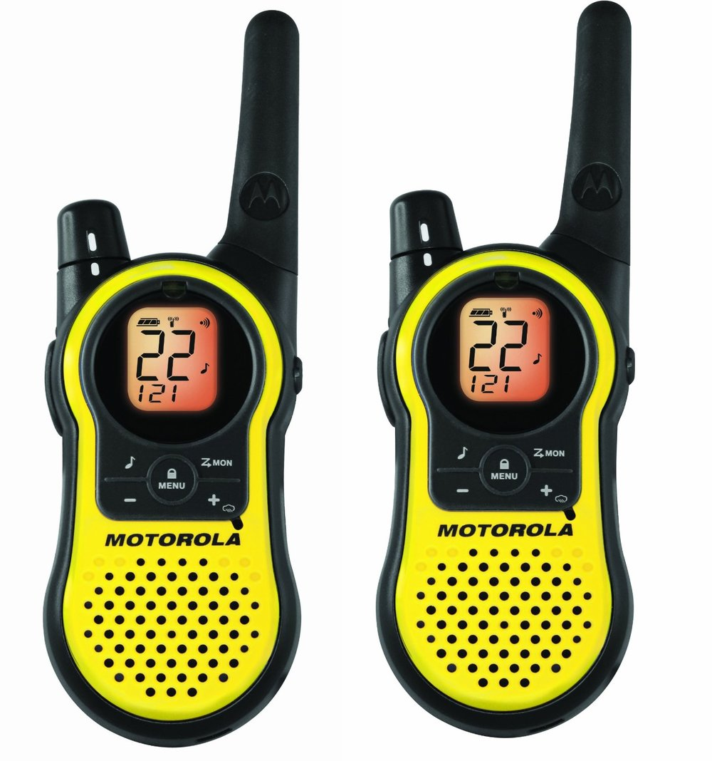 Motorola MH230R two Way Radios