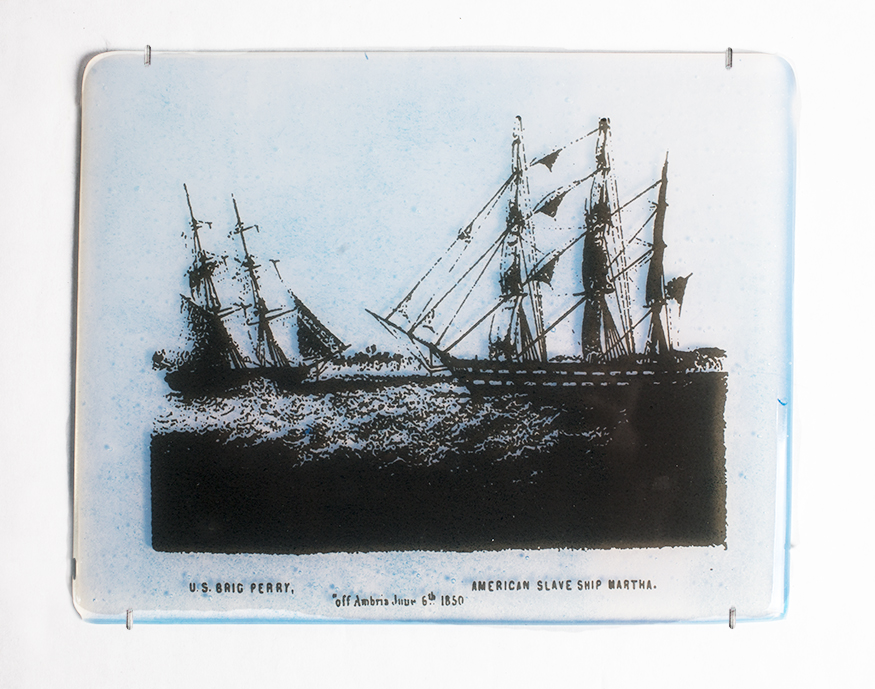 American Slave Ship Martha