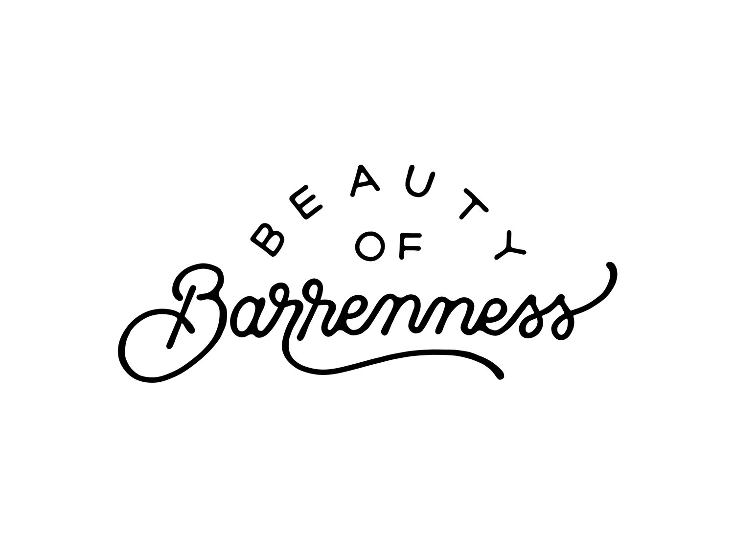 Beauty of Barrenness