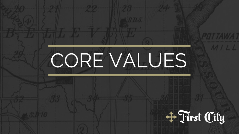 Core Values (2018 - 2019)