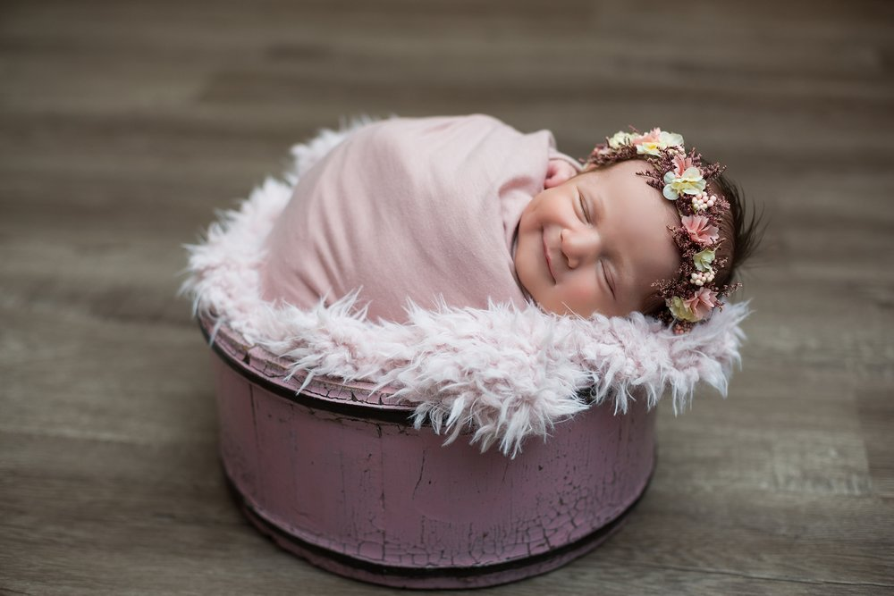newborn baby pictures LA