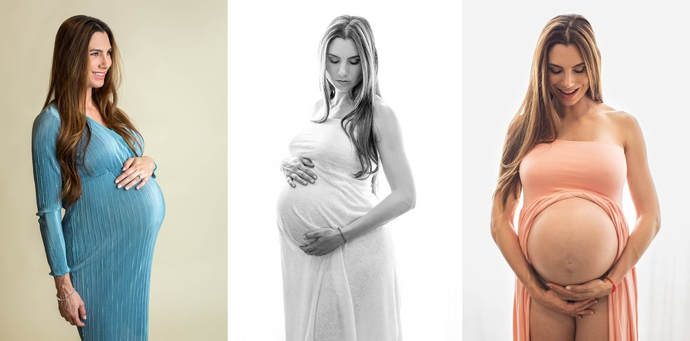 maternity portrait los angeles