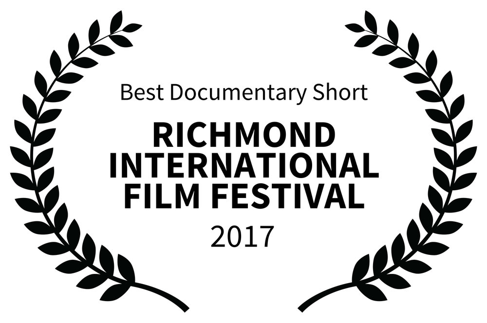 Best Documentary Short - RICHMOND INTERNATIONAL FILM FESTIVAL - 2017.jpg