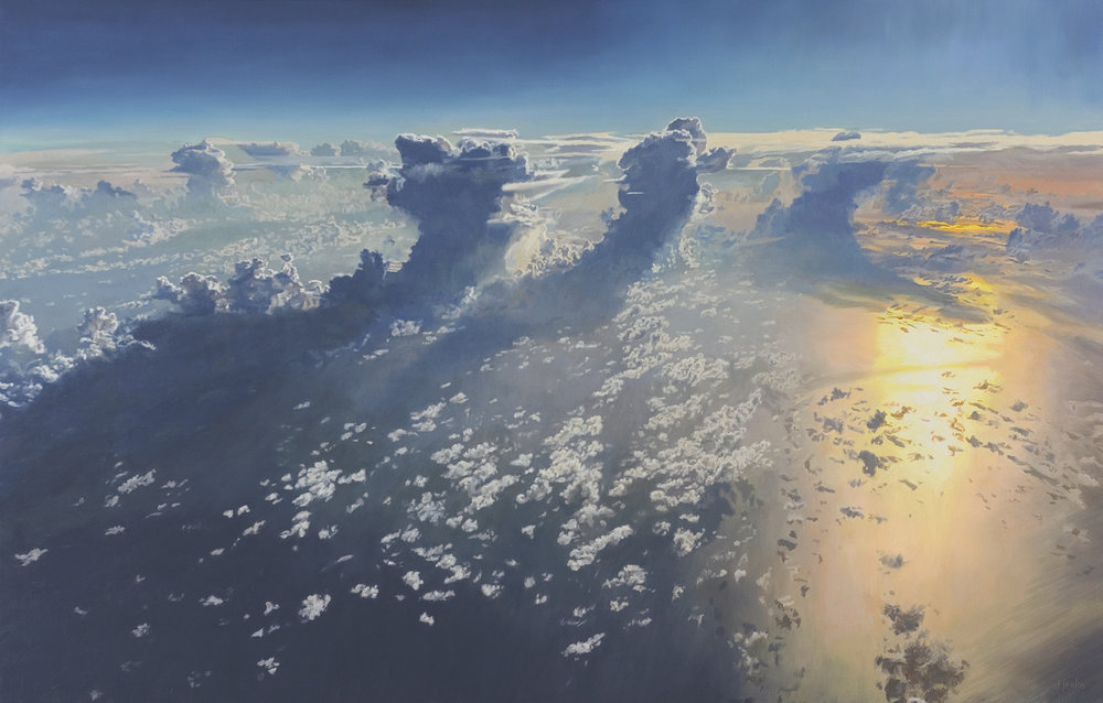 Morning Over the Gulf