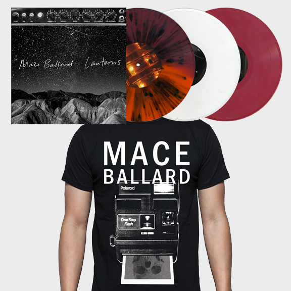 Vinyl and tee bundle.