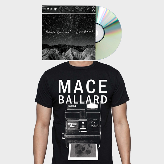 CD and Tee bundle.