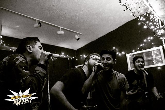 One ship, no captain. #antifest moment courtesy of @chrisnumber2's pipes and @thatartiststanley's camera. #afrecords