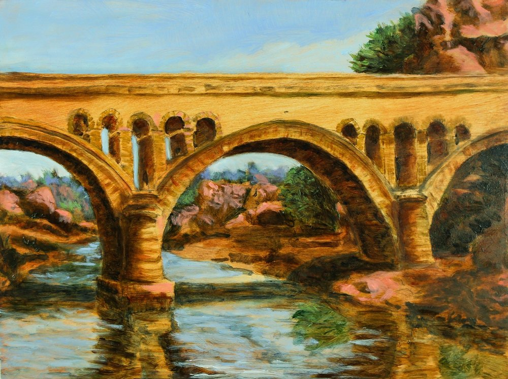 Bridge near Uzes