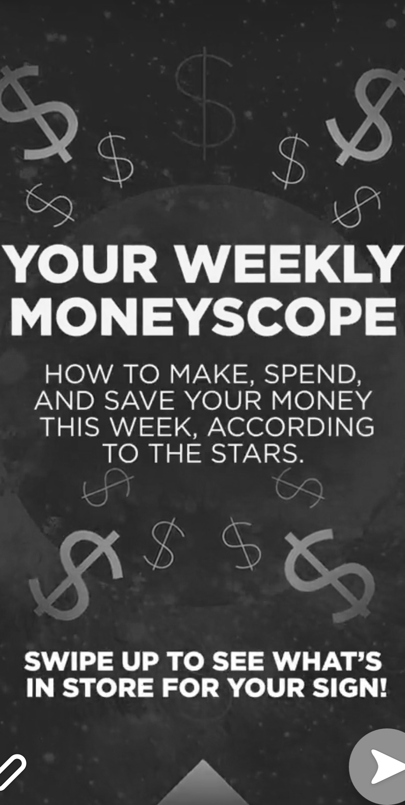 """Cheddar - """"Moneyscopes"""""""