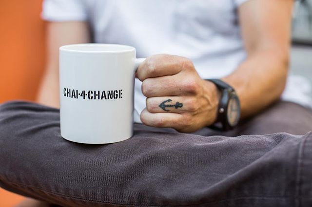 This holiday...Put something in your c☕️p that counts! Shop our online store today (link in bio). #chai4change 📷 @meg__christine