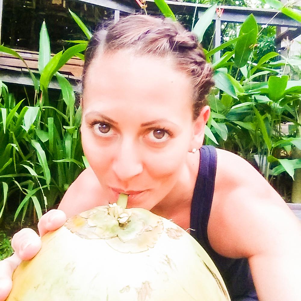 Coconut Hydrate Electrolytes Yoga