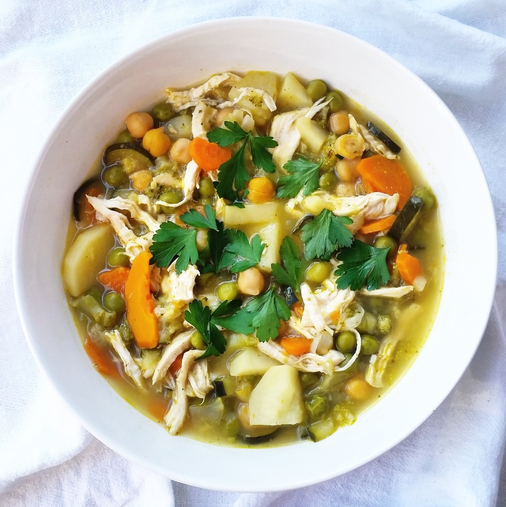 Sante chunky winter soup