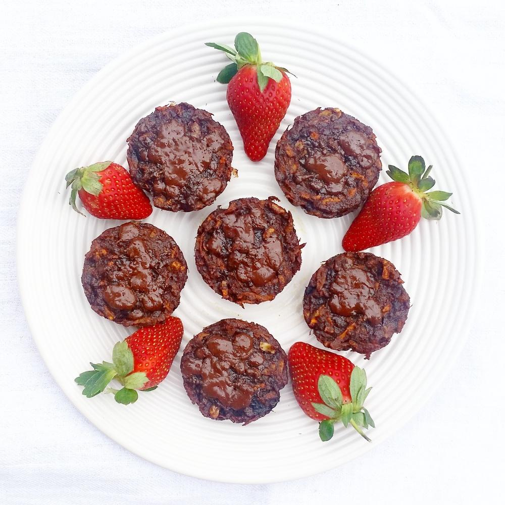 paleo chocolate brownie