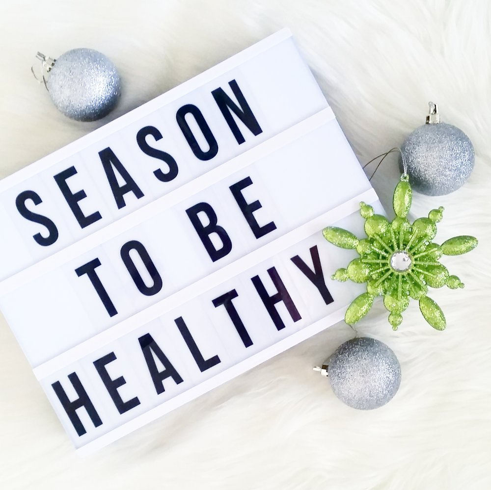 HEALTHY CHRISTMAS TIPS