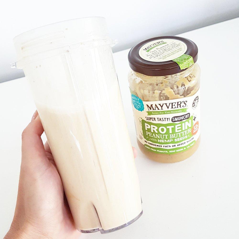 Mayver's smoothie